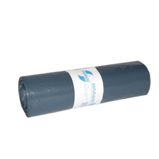DEISS PREMIUM Abfallsack 150 Liter, blau