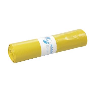 DEISS PREMIUM Abfallsack 120 Liter, gelb, Typ 100