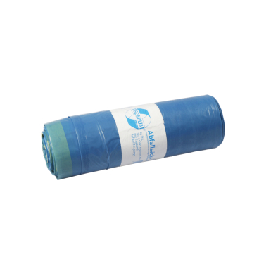 DEISS Premium Abfallsack 120 Liter, blau