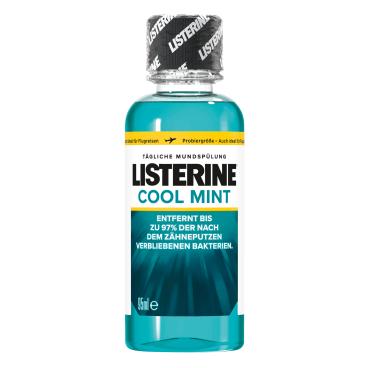 LISTERINE® Cool Mint Mundspülung