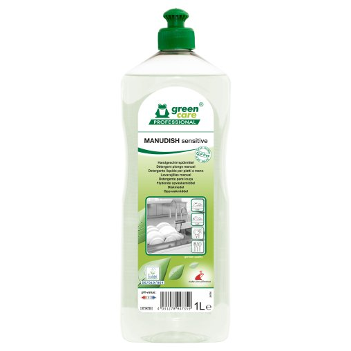 TANA green care Manudish sensitive Handgeschirrspülmittel