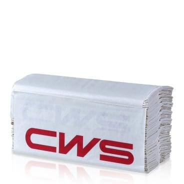 CWS Frottee Extra Faltpapier, 2-lagig, hochweiß