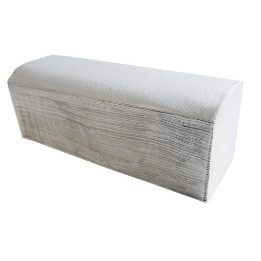 CWS Recycling Faltpapier, 1-lagig, naturweiß
