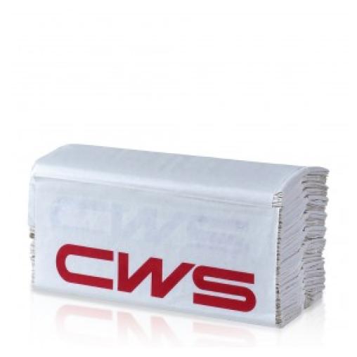 CWS Multifold Faltpapier, 1-lagig, hochweiß