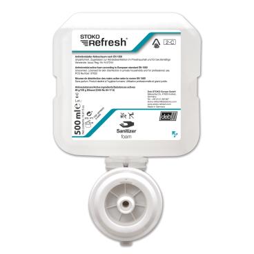 STOKO® Refresh Sanitizer - Foam (2-C) Händedesinfektion