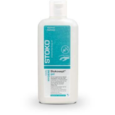 Stockhausen STOKOSEPT GEL® Händedesinfektion 100 ml - Flasche (1 Karton = 50 Stück)