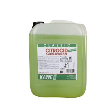 KAWE Citrocid Sanitärreiniger 10 l - Kanister