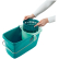 LEIFHEIT Twist System Disc Mop Set, 3-teilig 1 Set