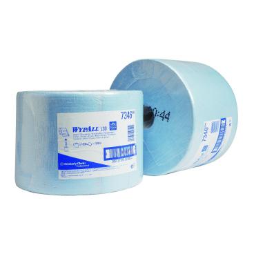 WYPALL* L20 Extra Wischtücher 1 Paket = 1 Rolle à 1000 Abrisse