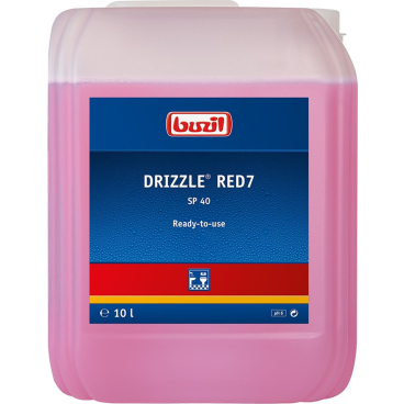 Buzil SP 40 Drizzle red7 10 l - Kanister