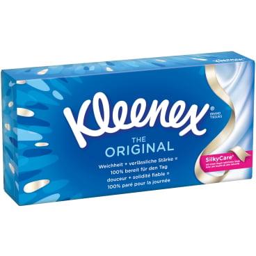 Kleenex The Original Kosmetiktuch, extra weich & stark