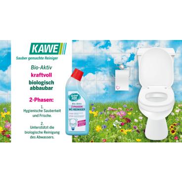 KAWE Grüne Fee WC-Reiniger 750 ml - Flasche