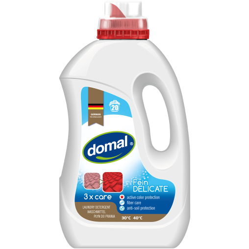 Feinwaschmittel aus dem Hause Domal Wittol