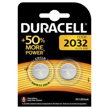 DURACELL Lithium 2032 Knopfzellenbatterie