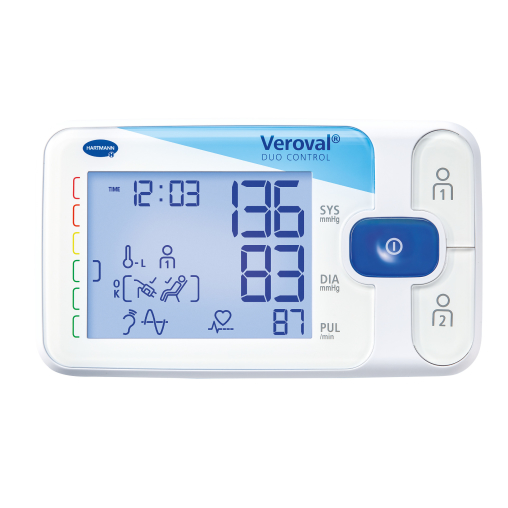 Veroval® duo control Oberarm - Blutdruckmessgerät