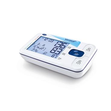 Veroval® duo control Oberarm - Blutdruckmessgerät 1 Messgerät mit Aufbewahrungsetui aus Neopren, Größe L