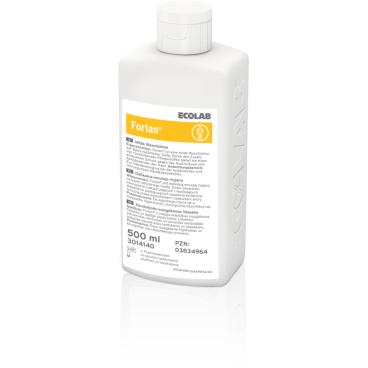 ECOLAB Forlan® Waschlotion 500 ml - Flasche (1 Karton = 24 Flaschen)