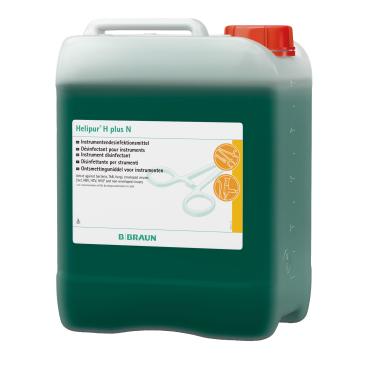 B. Braun Helipur® H plus N Instrumentendesinfektionsmittel 5 l - Kanister