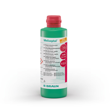 B. Braun Meliseptol® Flächendesinfektionsmittel 250 ml - Dosierflasche
