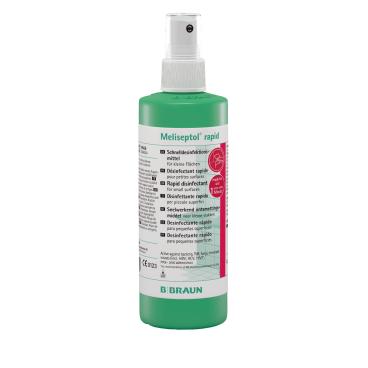 B. Braun Meliseptol® rapid Schnelldesinfektion 250 ml - Sprühflasche