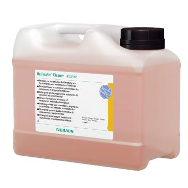 B. Braun Helimatic® Cleaner alcaline Flüssigreiniger 5 l - Kanister