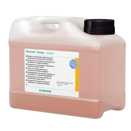 B. Braun Helimatic® Cleaner alcaline Flüssigreiniger