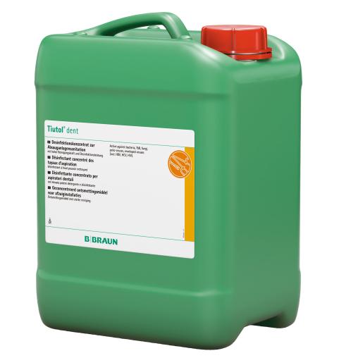 B. Braun Tiutol® dent Desinfektionsmittelkonzentrat