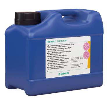 B. Braun Helimatic® Desinfectant Desinfektionsmittel 5 l - Kanister