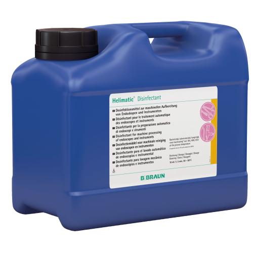 B. Braun Helimatic® Desinfectant Desinfektionsmittel