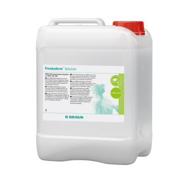 B. Braun Prontoderm® Reinigungslösung 5 l - Kanister
