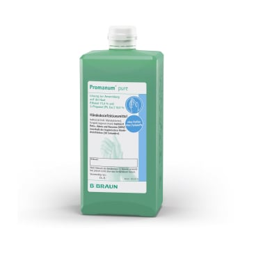 B. Braun Promanum® pure Händedesinfektionsmittel
