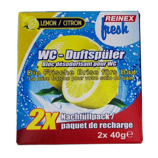 Reinex fresh WC-Duftsteine
