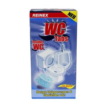 Reinex fresh WC-Reiniger-Tabs
