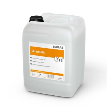 ECOLAB Gliz® metallic Polymer-Versiegelung