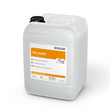 ECOLAB Gliz® metallic Polymer-Versiegelung 10 l - Kanister