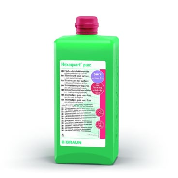 B. Braun Hexaquart® pure Flächendesinfektion