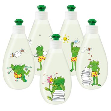 Frosch Aloe Vera Spülmittel  1 Karton = 8 x 400 ml Dekoflasche
