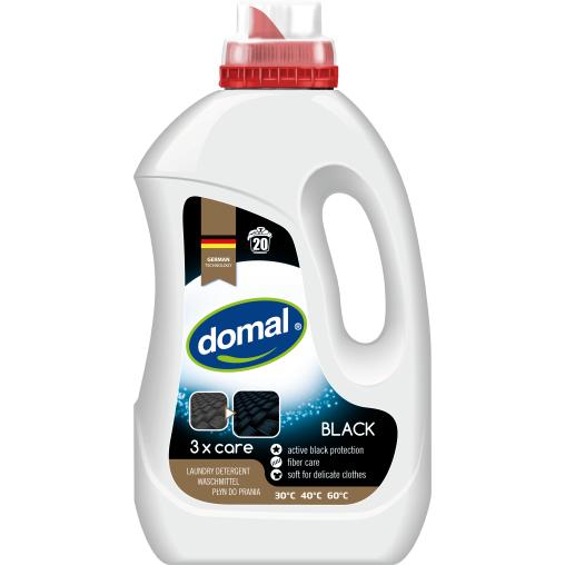 Domal Wittol Black Waschmittel