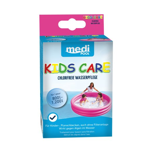 mediPOOL Kids Care Planschbecken-Pflege