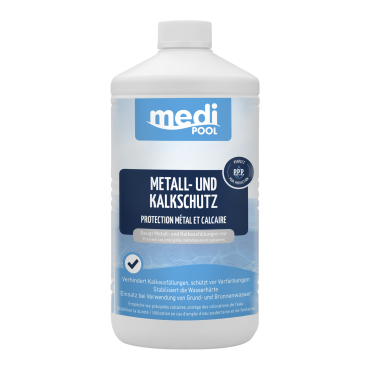 mediPOOL Metall- und Kalkschutz