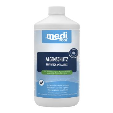 mediPOOL Algenschutz
