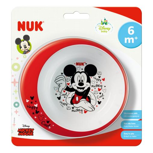 NUK  Disney Mickey Esslernschale