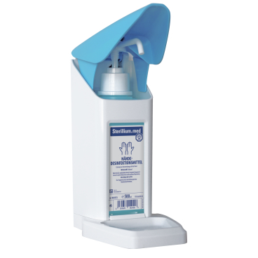 Bode Safety Plus Eurospender für 1000 ml - Flaschen