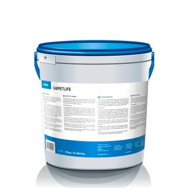 Dr. Schutz® Carpetlife Tebo activ Granulat Teppichreinigunger 10 kg - Eimer