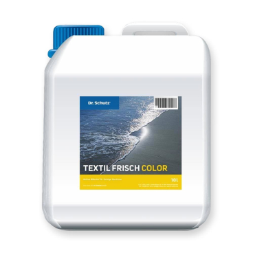 Dr. Schutz® Textil Frisch COLOR Waschmittel 10 l - Kanister