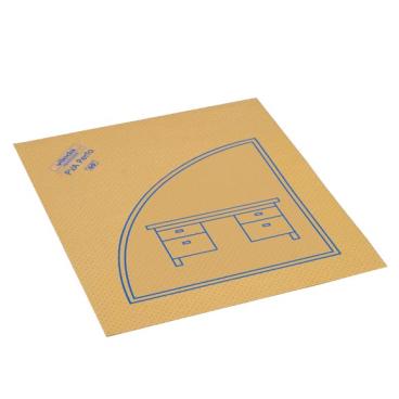 """Vileda Professional Lochtuch PVA Perfo, 35 x 40 cm mit Piktogramm """"Schreibtisch"""""""