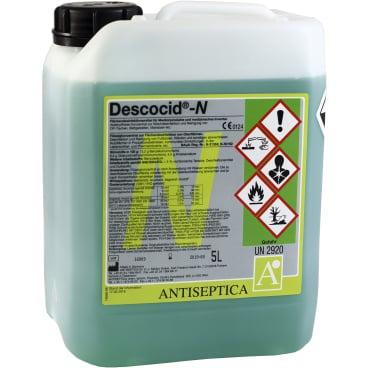 Descocid N Desinfektionsreiniger 5 l - Kanister