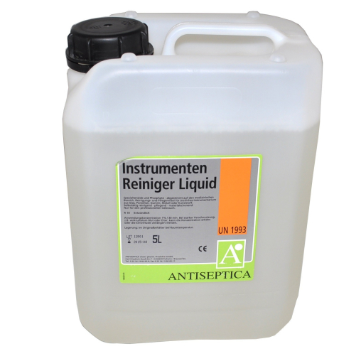 Antiseptica Instrumenten Reiniger liquid