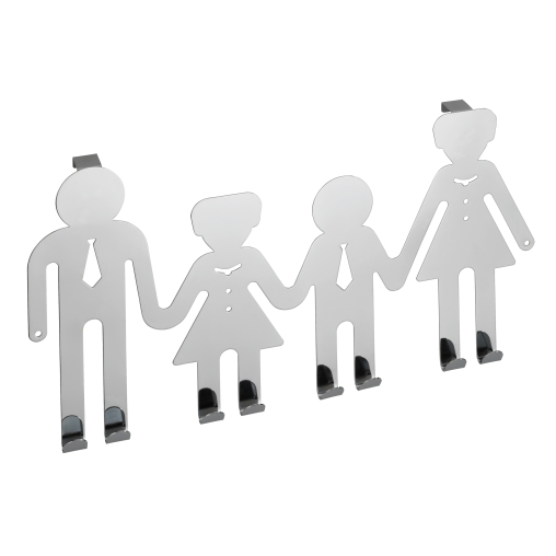 WENKO Happy Family Türgarderobe