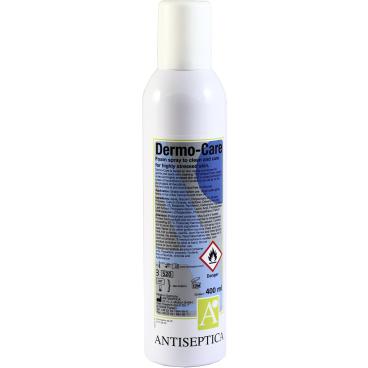 Dermo Care Hautpflegeschaum 400 ml - Spraydose (umweltfreundliches Treibgas)